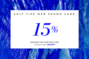 GolfTips Promo Code